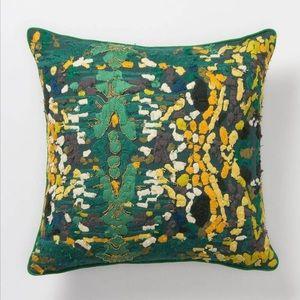 Anthropologie Switchgrass Pillow